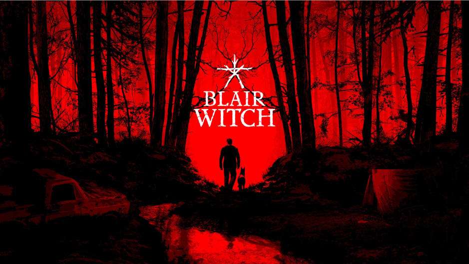 Blair Witch Titled Hero Art
