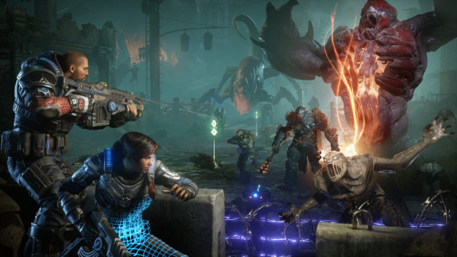 Gears 5 Gets Industry Applaud, makes its cover-shooter core more adaptive to different playstyles-1