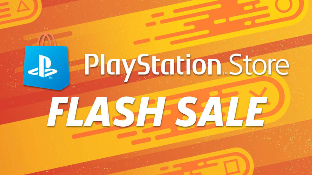 PS4 flash sale on PSN September 2019 - get discounts now - USA