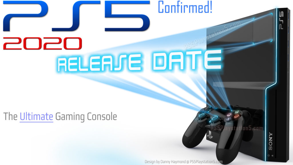 Release Date Ps5
