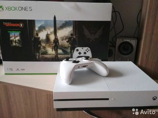THE-XBОX-ONЕ-S-gaming-system-2019 new game