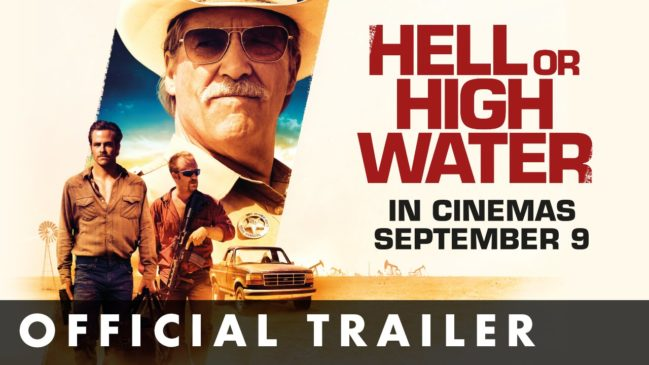 Hell or High Water Top Six (6) Latest Movies, Shows To Watch With Family On Netflix This Season August - Dec 2019.
