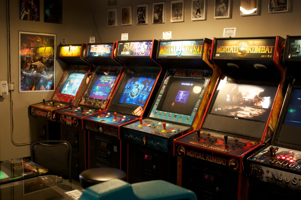 best arcade video games to play