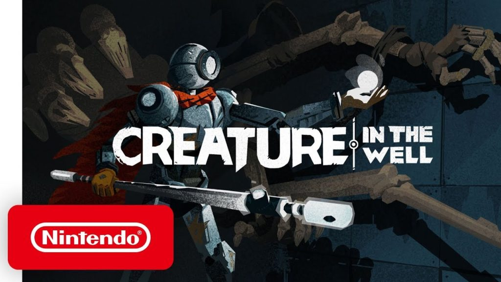 creature in the well gameplay - nintendo 2019