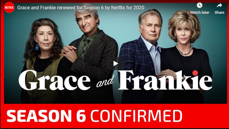 Grace Аnd Frankie Sеаѕоn 6: More Than 3 Million Fans Missed Our On These Scenes