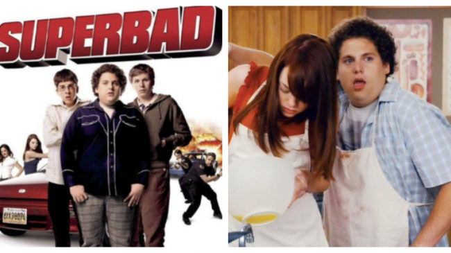 Top Rated New Movies Netflix This Week: September Down Till December (Superbad)