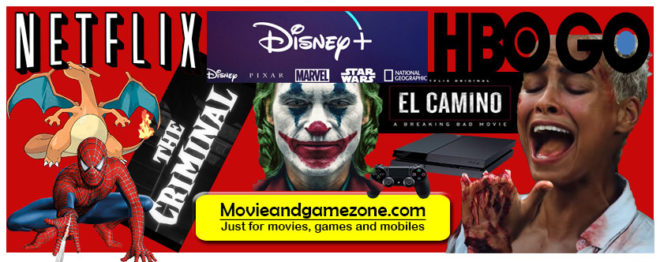 Movieandgamezone.com - Facebook, Twitter, Instagram. Top Movie and Game News, Updates, Releases and More