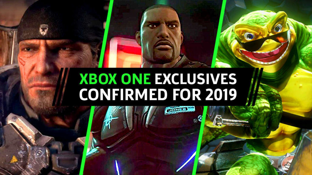 Xbox One Games Coming 2020