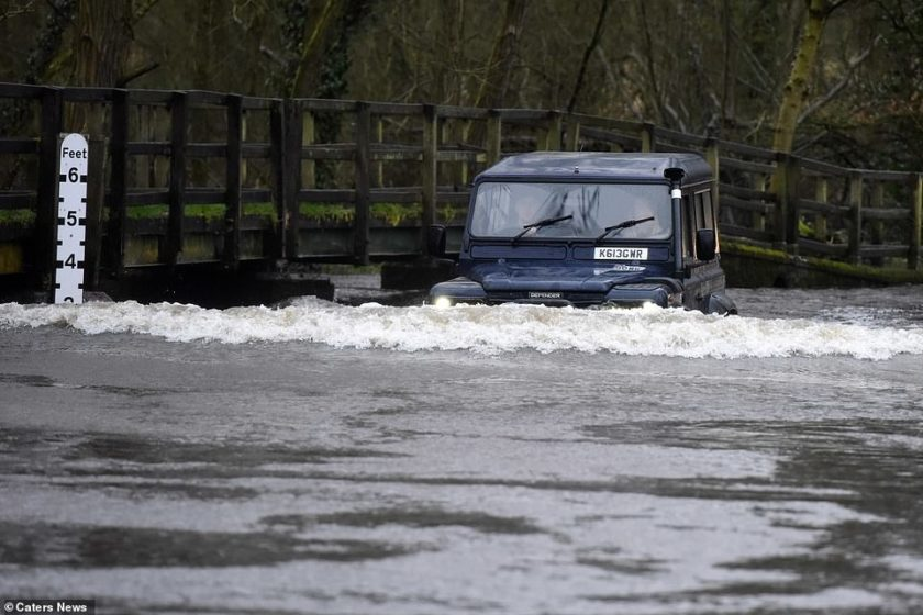 Teen Boy and Sailor Drown Off Kent As 'Bomb Cyclone' Attacks Britain. 'Storm Dennis'