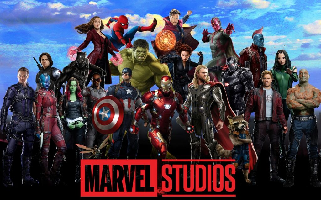 Image results for MCU Universe