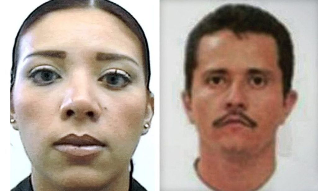 Daughter of alleged Mexican drug kingpin El Mencho arrested in Washington D.C.