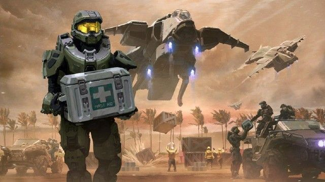 """2020 New Video Game A Must Play For All Video Game Lovers """"Halo Infinite"""""""