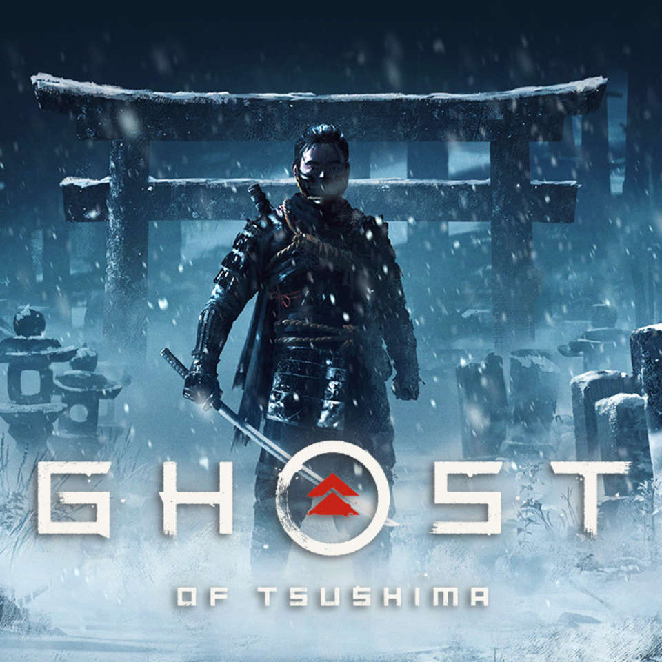 "July 17th Upcoming Video Game, ""Ghost of Tsushima"""