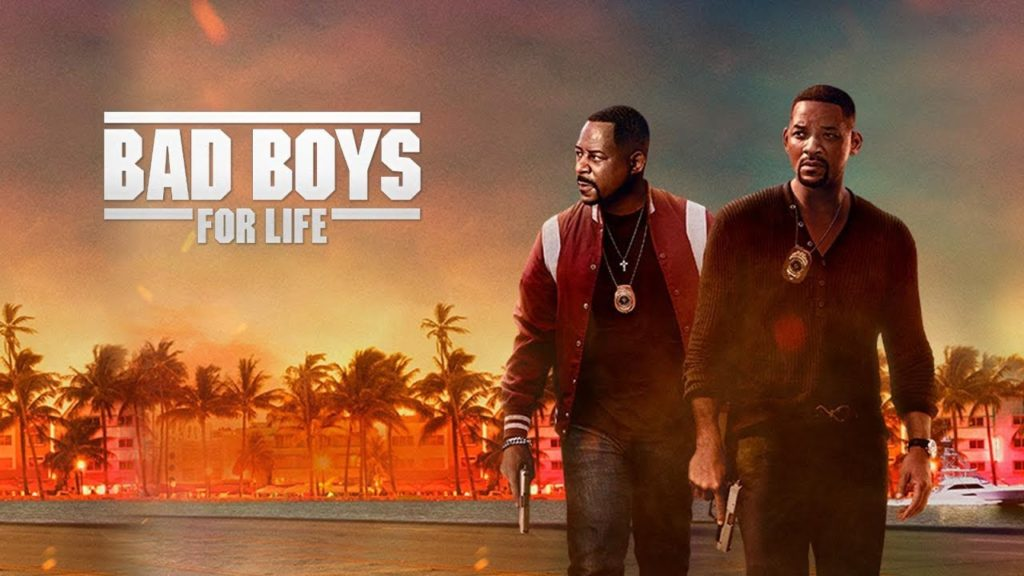 "I Just Can't Take my eyes off this movie ""Bad Boys for Life"""