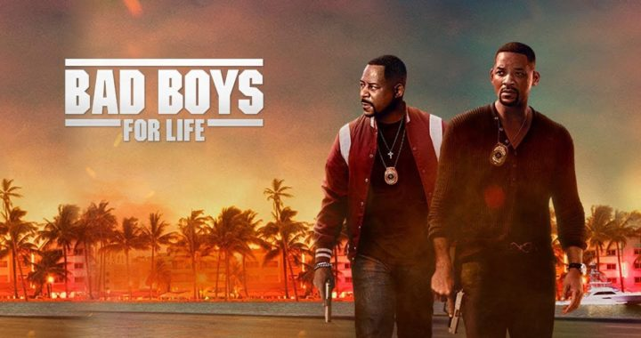 """I Just Can't Take my eyes off this movie """"Bad Boys for Life"""""""