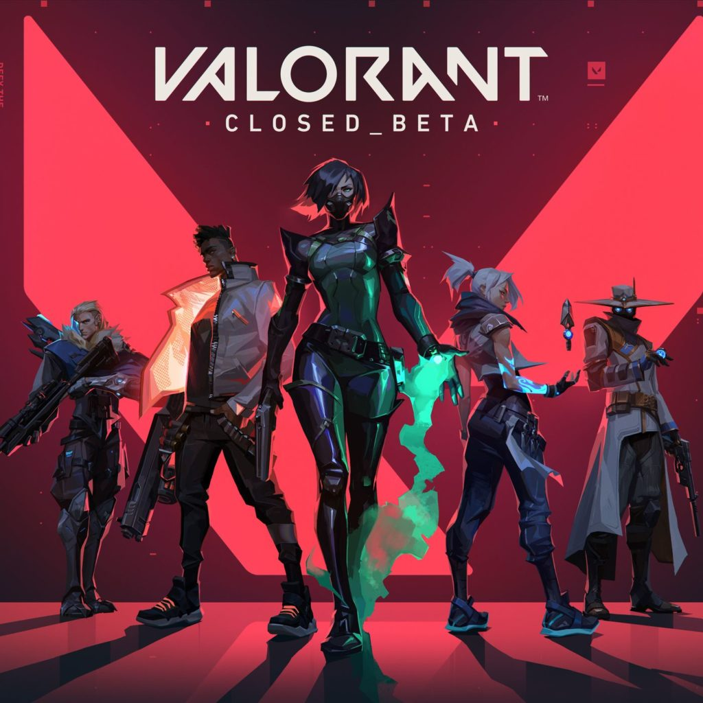 "Trending Video Game ""Valorant"""