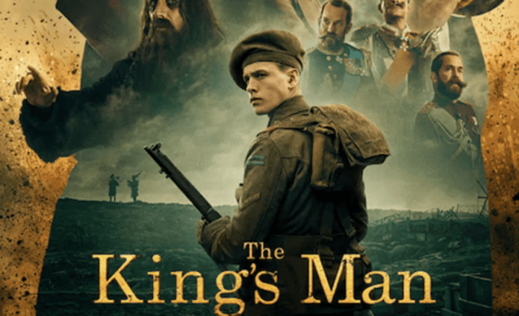 "Trending, Block Bursting Movie ""The King's Man"""