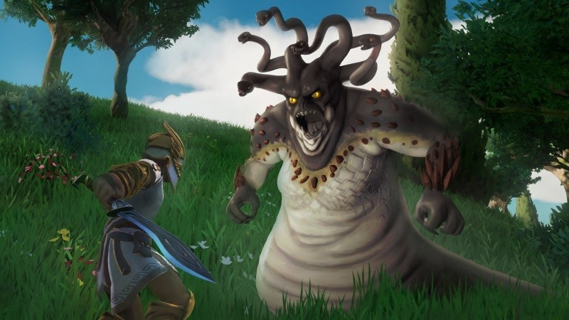Update!! Gods & Monsters Video Game