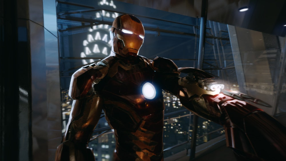 Iron Man VR's Biggest Influence, And What Might Surprise You In The Full Game