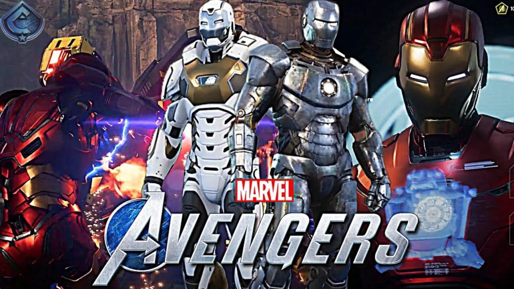 Marvel's Avengers Video Game Trending New