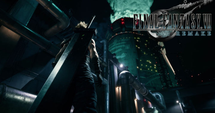 Newly Released!! Final Fantasy VII Remake 2020