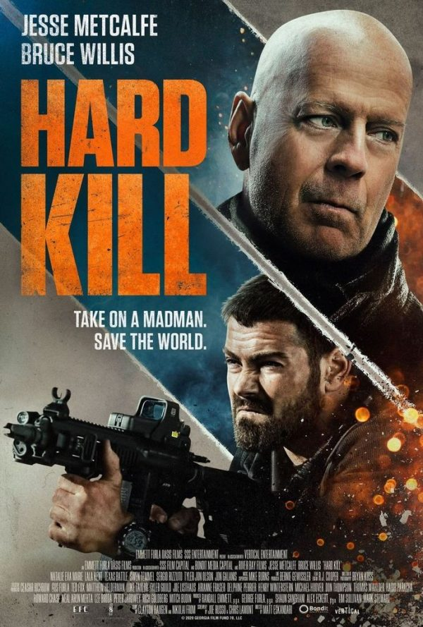 A must watch! Bruce Willis, latest movie Hard Kill 2020
