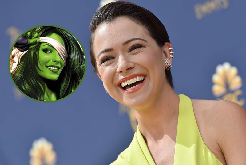 Disney+'s She-Hulk TV Show Casts Orphan Black Star For Title Role - Report