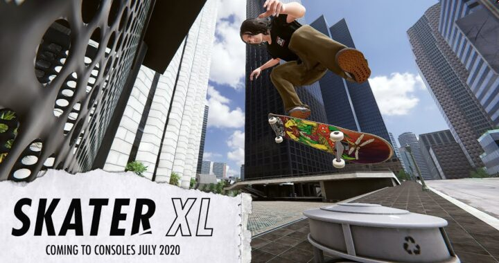 Skater XL Noseslides Onto PC, PS4, Xbox One, And Switch This July