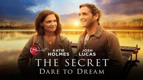 Katie Holmes' 'The Secret Dare to Dream' Goes Digital in September
