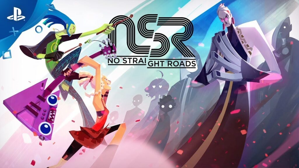 No Straight Roads - 20 Minutes Of Exclusive Rock And Roll Battle Gameplay