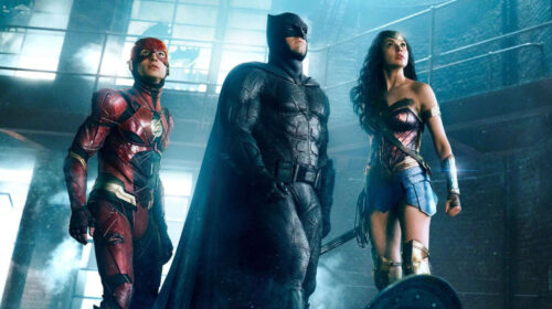 DC's Justice League Snyder Cut Teaser Released Ahead Of Full Trailer