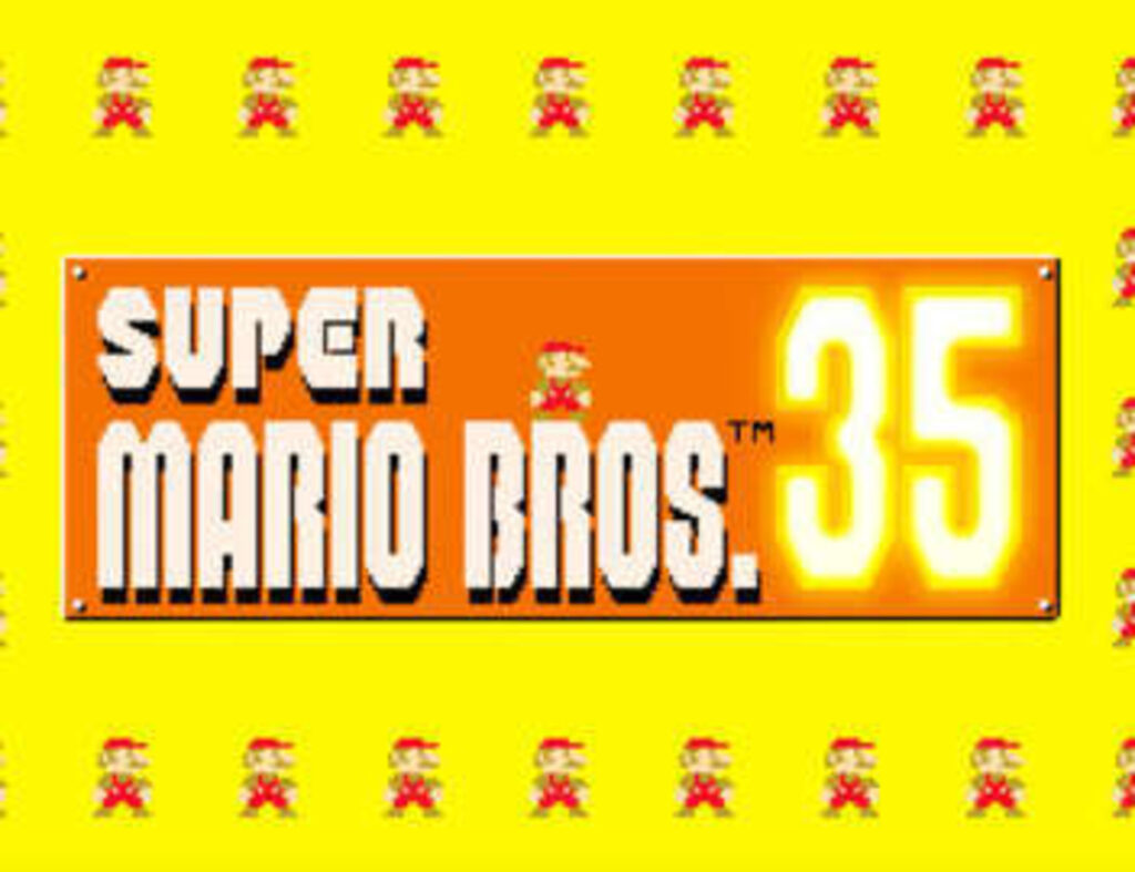 Super Mario Bros. 35 Is Available Now For Nintendo Switch Online Subscribers
