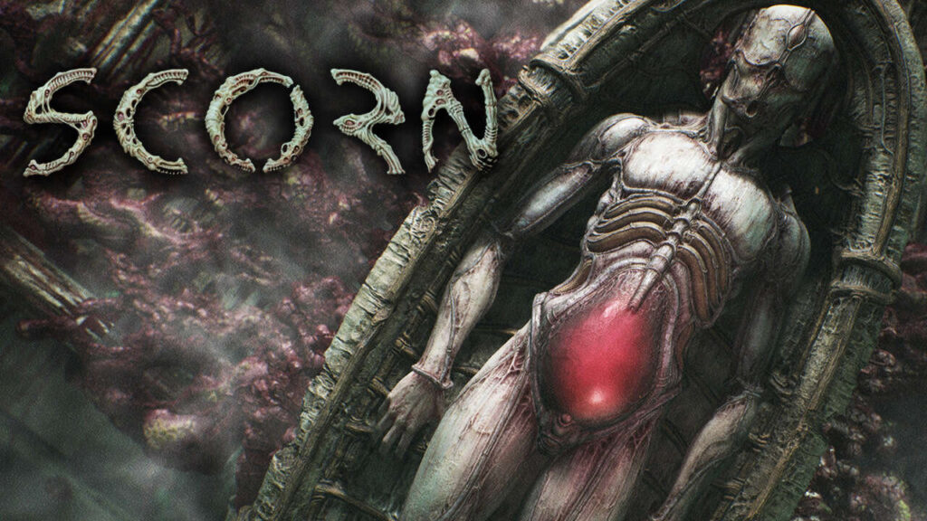Xbox Series X's Scorn Has Gross Monsters And Strange Weapons In New Gameplay Trailer