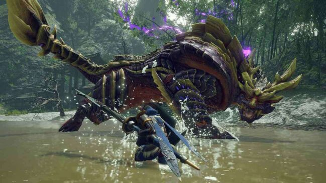 The First Trailer For Monster Hunter Arrives, Check It Out