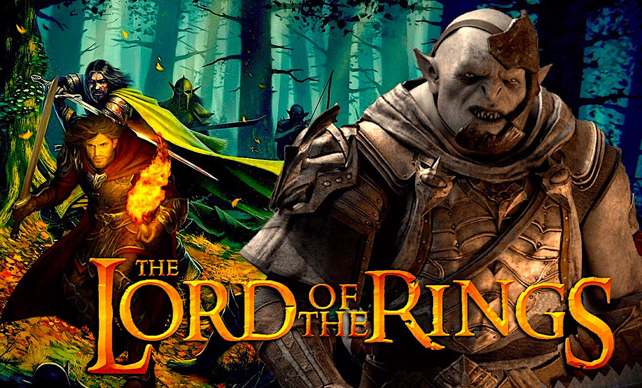 Amazon Lord Of The Rings Series
