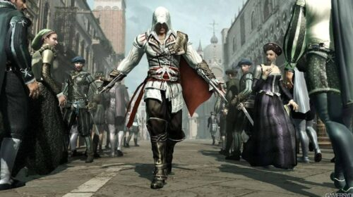 Multiple Assassin's Creed Series Coming To Netflix, Including Live-Action Show