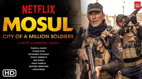 Russo Brothers-Produced Netflix Iraq Drama Mosul Gets First Trailer