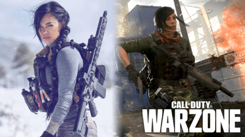 Activision Sued Over Mara, A Female Call Of Duty Character Allegedly Based On Cade Janus