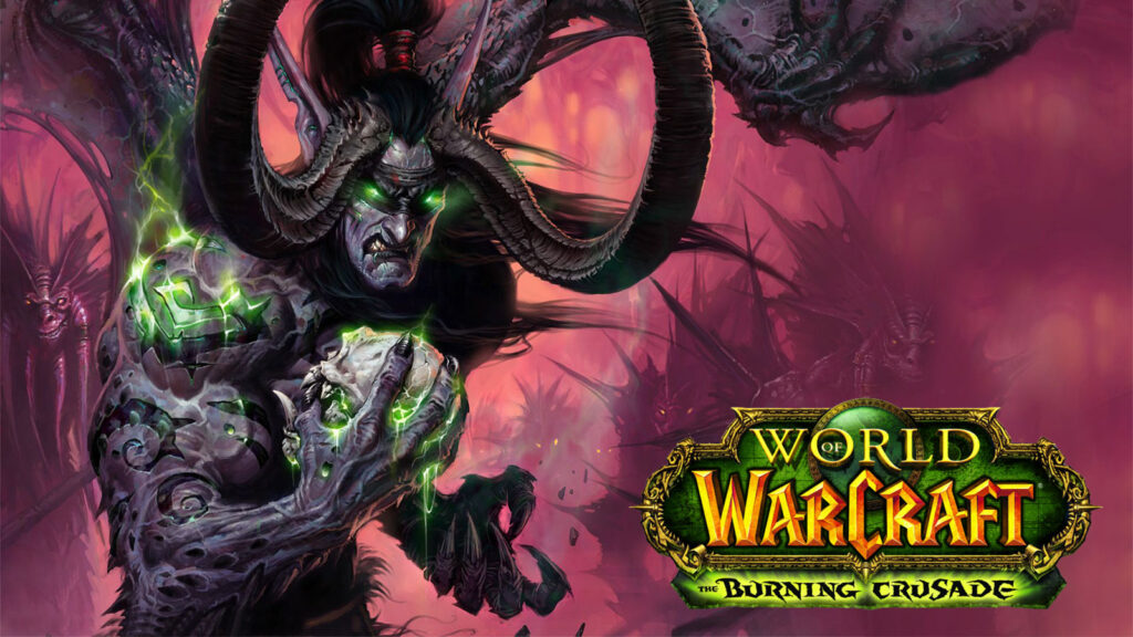 Blizzard Leaks WoW: Burning Crusade Classic, Chains Of Domination Update