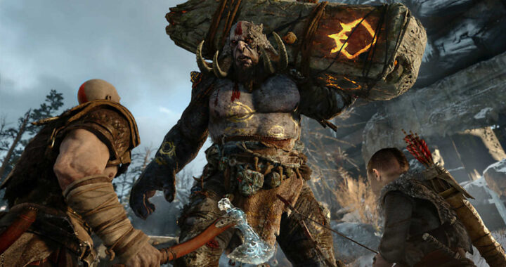 God Of War 2018 Getting PS5 Enhancement Patch Very Soon