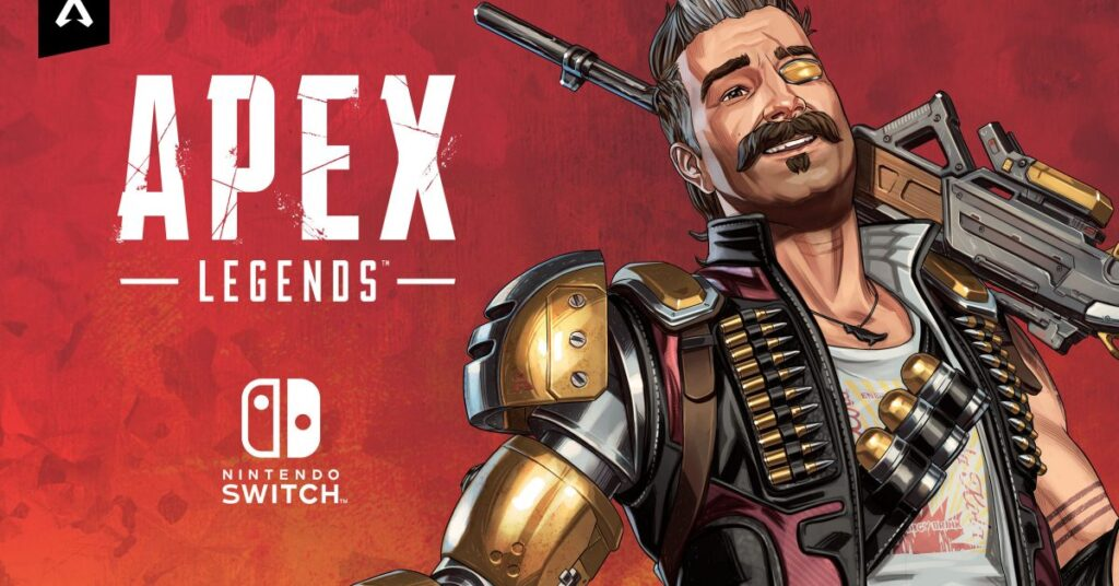 Apex Legends Releases On Nintendo Switch In March