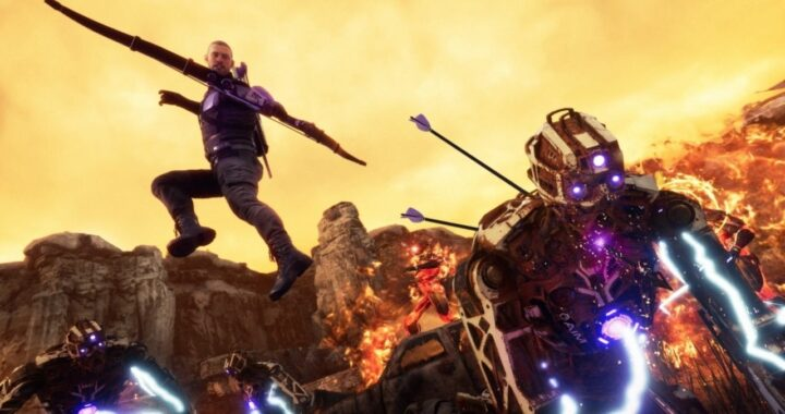 Marvel's Avengers: Hawkeye, PS5 And Xbox Series X S Versions Release March 18