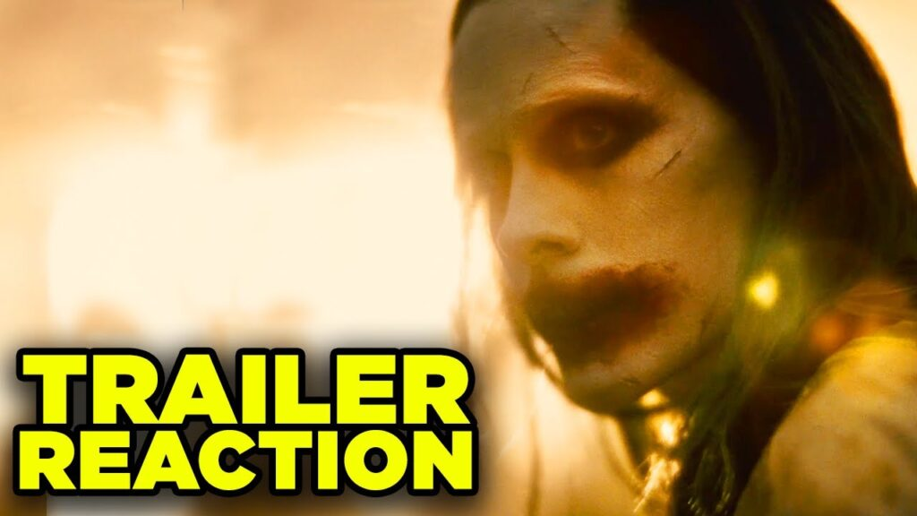 New Trailer For Snyder Cut Justice League Features Jared Leto's Joker