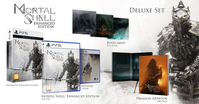 Mortal Shell: Enhanced Edition Coming To PS5 And Xbox Series X/S On March 4