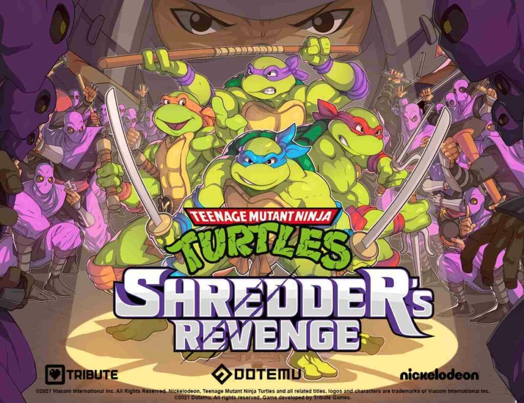 Teenage Mutant Ninja Turtles: Shredder's Revenge Is A Retro Brawler Coming To PC And Consoles