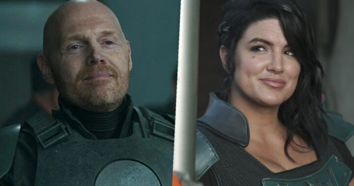 Mandalorian Actor Bill Burr Defends Fired Co-Star Gina Carano