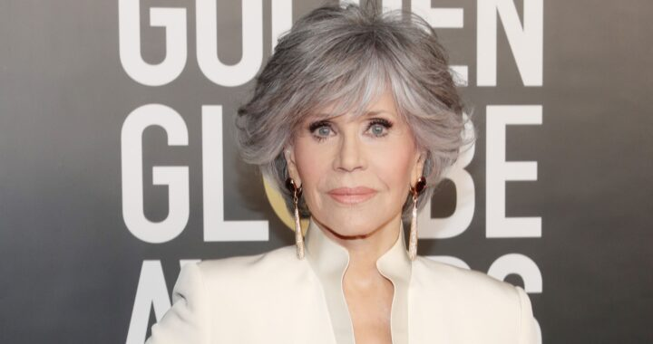Actress Jane Fonda, Says She Could Only Be Interested In Having a Romantic Relationship If It's With a Younger Man.